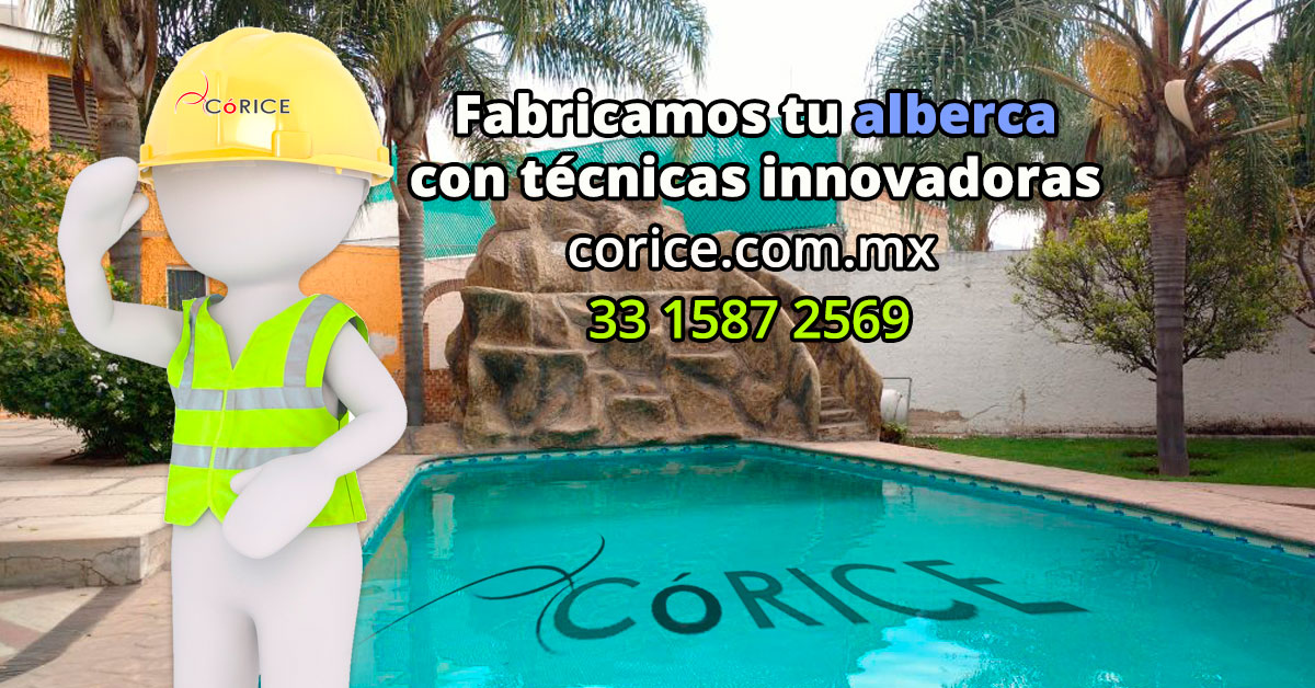 Fabricación De Albercas En Guadalajara Y Todo México